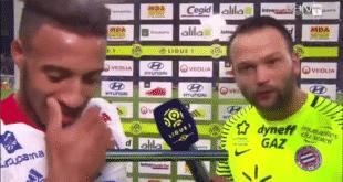 [Vidéo] Quand Jourdren vient voir la blessure de Tolisso