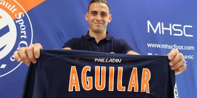 Ruben Aguilar quitte Auxerre pour Montpellier — Officiel
