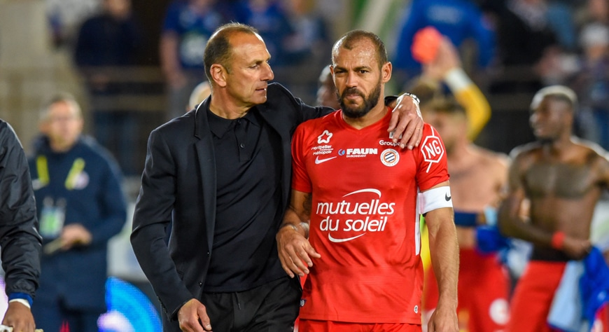 [Mercato] Brest and Der Zakarian wished Vitorino Hilton